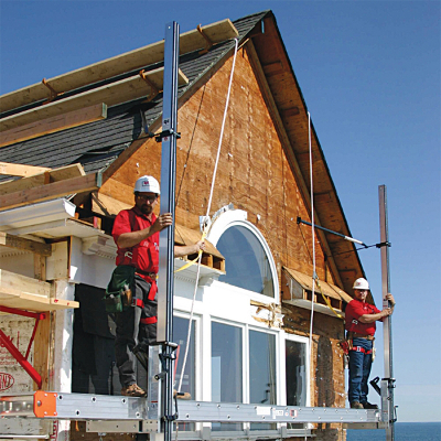 Fall Protection Resource For New Home Construction