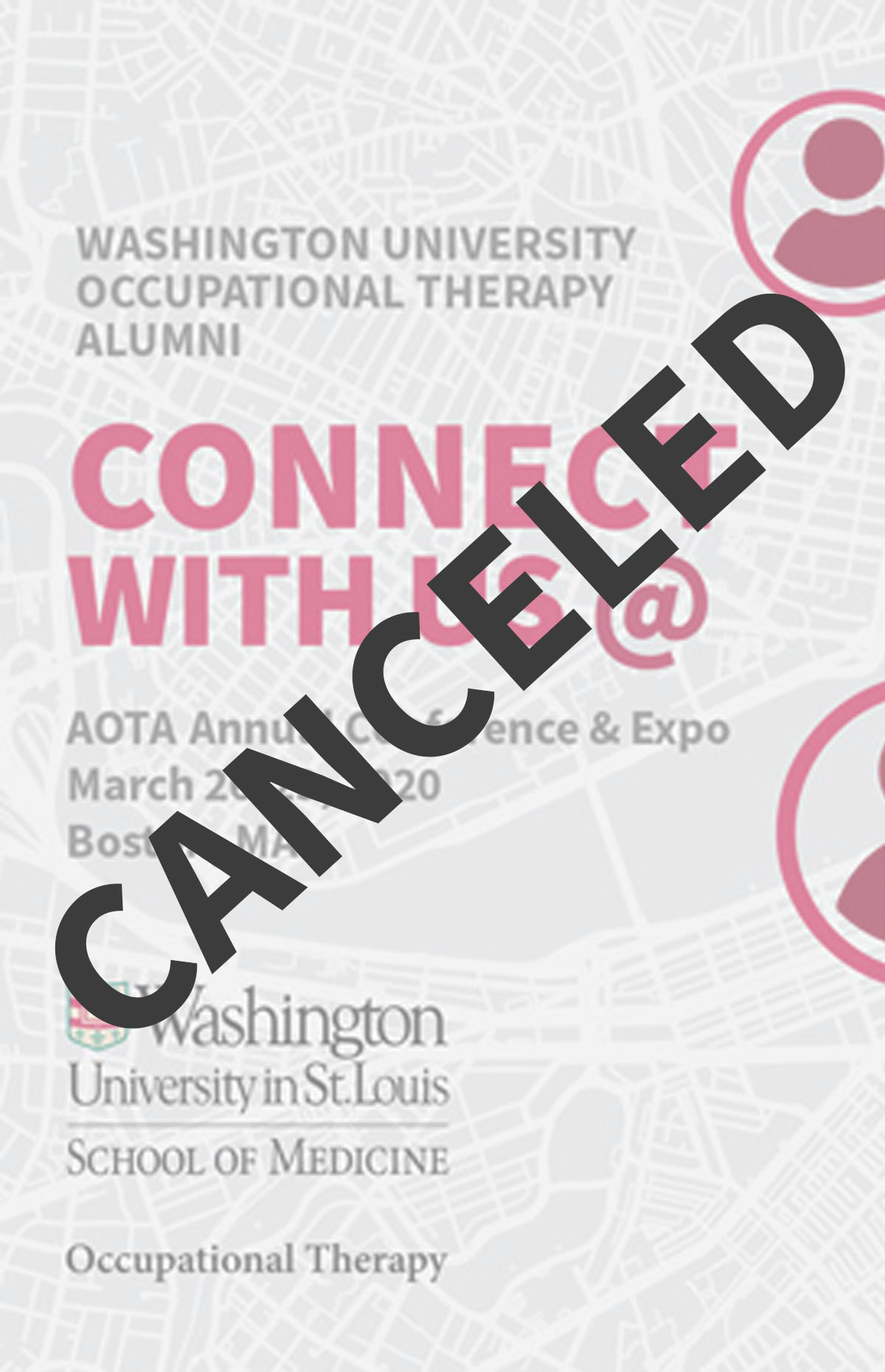 Important announcement regarding 2020 AOTA Conference