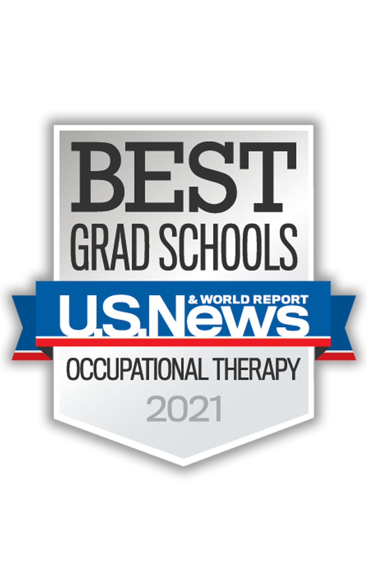 Program in Occupational Therapy ranked as number three OT program in nation